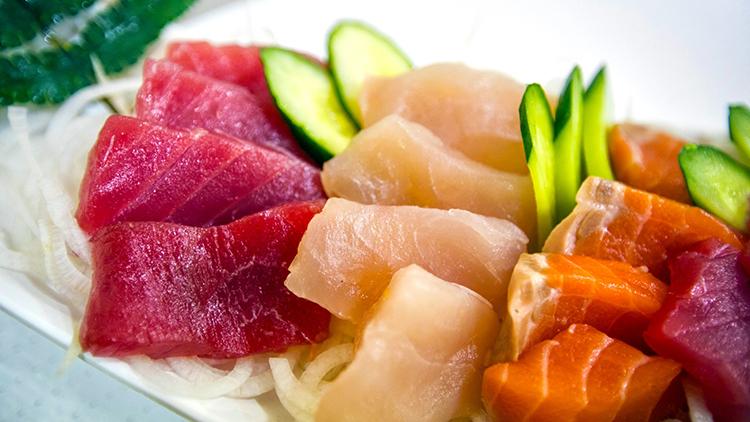 【宏將生魚片】滿五百現折五十元
