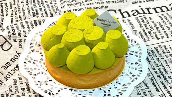 香草蛋糕鋪
