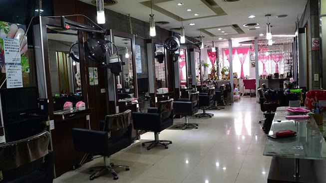 波菲爾復興髮型美容坊