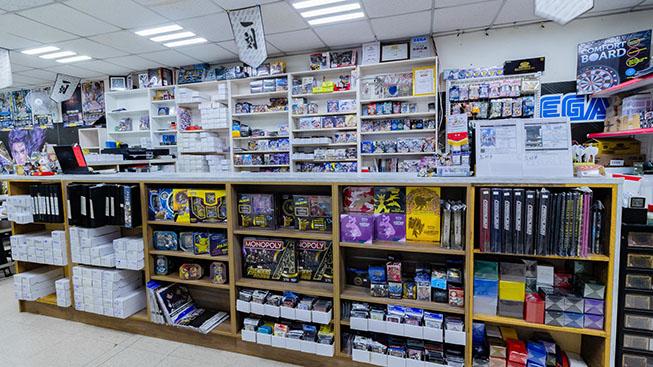 一刻館-卡片遊戲專賣店